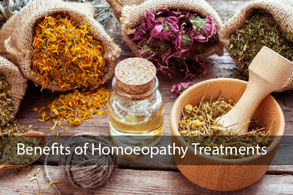 3 Benefits of Homeopathy Treatments