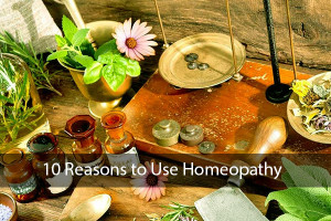 10 Reasons To Use Homeopathy Treatment