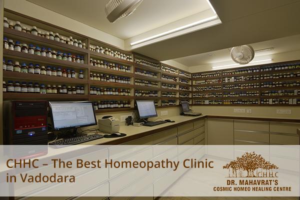 Cosmic Homeo Healing Center – The Best Homeopathy Clinic in Vadodara