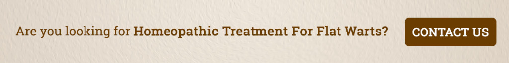 Homeopathic Treatment For flat Warts-Homeopathy Clinic in Vadodara