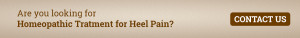 Homeopathic Tratment for Heel Pain-CHHC-Dr Mahavrat Patel