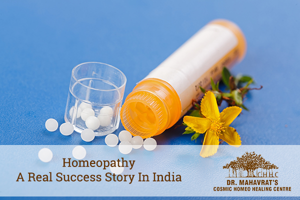Homeopathy A Real Success Story In India