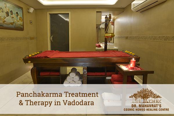 Panchakarma Treatment & Therapy in Vadodara by Dr. Mahavrat Patel