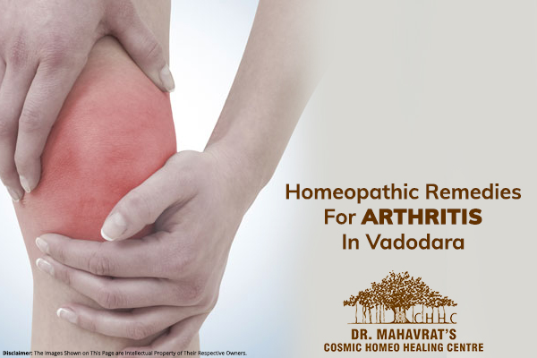 Homeopathic Remedies For Arthritis In Vadodara