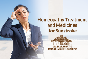 Homeopathy Medicines for Sunstroke