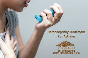 Homoeopathy Treatment For Asthma-Cosmic Homeo Healing Centre