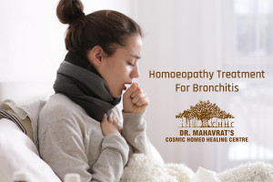 Homoeopathy Treatment For Bronchitis-Cosmic Homeo Healing Centre