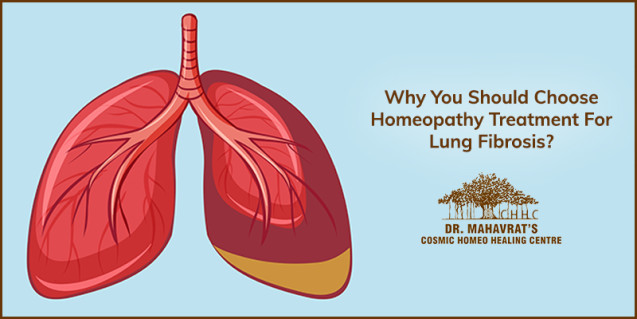 Why You Should Choose Homeopathy Treatment For Lung Fibrosis?