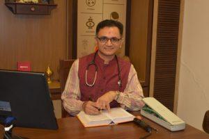 Homeopathy Doctor in Vadodara -Dr. Mahavrat Patel