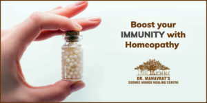 Boost your immunity with Homeopathy-Dr Mahavrat Patel