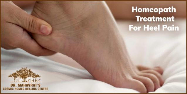 Homeopathy Treatment For Heel Pain – Dr. Mahavrat Patel