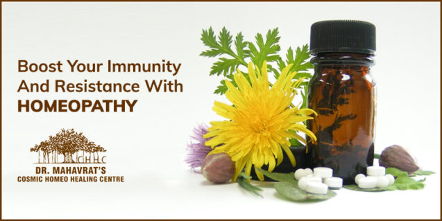 Boost Your Immunity And Resistance With Homeopathy