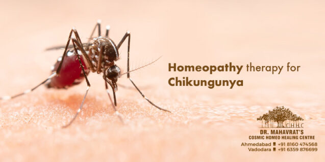 Role Of Homeopathy In Chikungunya